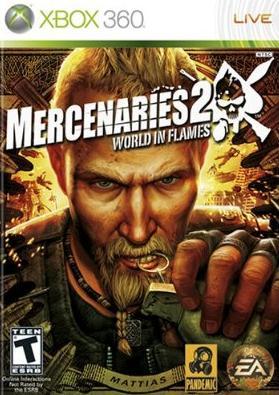 Descargar Mercenaries 2 World In Flames [English] por Torrent